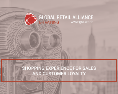 Shopping Experience for Sales and Customer Loyalty
