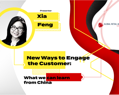 New ways to engage the customer: what we can learn from China – Xia Feng